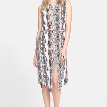 Women's Equipment 'Teagan' Print Silk Dress