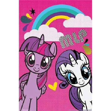My Little Pony - Smile 22x34 Standard Wall Art Poster
