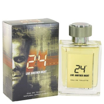 24 Live Another Night by ScentStory, Eau de Toilette Spray (Tester) 3.4 oz