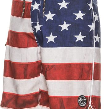 RIP CURL OLD GLORY BOARDSHORT