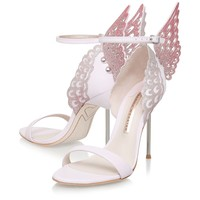 Sophia Webster Evangeline Butterfly Sandals | Harrods.com