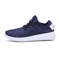 Bright Mesh Athletic Shoes