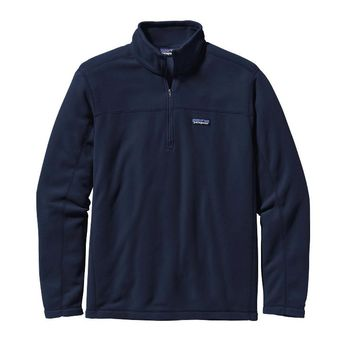 Patagonia Men's Micro D® Fleece Pullover | Navy Blue