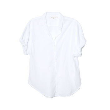 Xirena Channing White Shirt / Shop Super Street