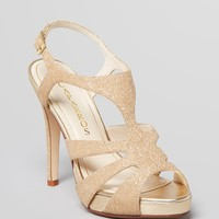 Caparros Open Toe Platform Sandals - Ireland High Heel | Bloomingdale's