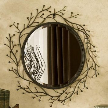 Giftcraft Framed Wall Mirror