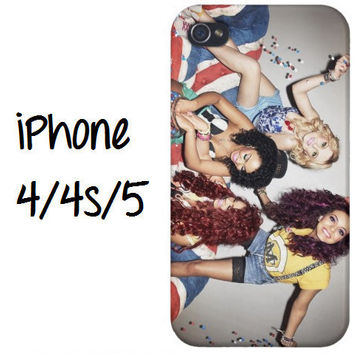 Little Mix iPhone 4/4s or 5 Case by harrysfirstwife on Etsy
