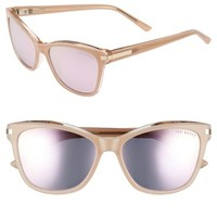 Ted Baker London 56mm Cat Eye Sunglasses | Nordstrom