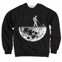 Moon Mowing Sweater