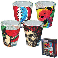 Grateful Dead - Shot Glass Set