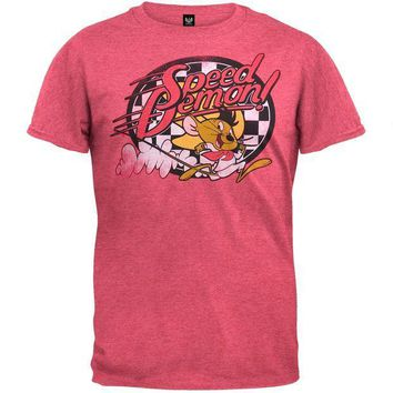 PEAPGQ9 Looney Tunes - Speed Demon T-Shirt