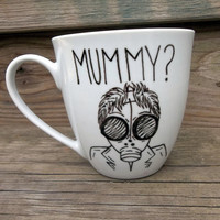 Dr. Who Are You My Mummy Coffee Mug Tea Cup MMMug