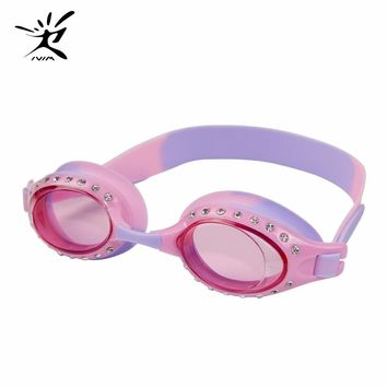 Anti-fog Anti-ultraviolet Kids Swimming Goggles Children Baby Girls boy Adjustable Sports Swim Eyewear Eyeglasses Water Glasses