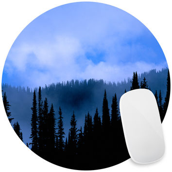 Blue's Hues Mouse Pad Decal