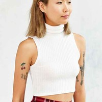 Silence + Noise Nolita Turtleneck Tank Top