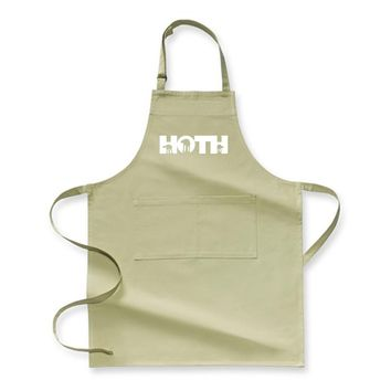 Hoth, Star Wars Apron