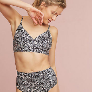 Seea Soleil Mojave High-Waisted Bikini Bottoms