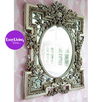 Francesca's Sister in Silver|Mirrors|Mirrors  Screens|French Bedroom Company