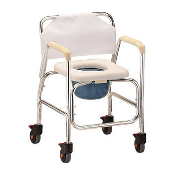 Rolling Shower Chair and Commode | Nova #8800