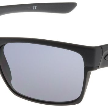 Oakley TwoFace Sunglasses OO9189-05 Steel Frame | Grey Lenses | BNIB |