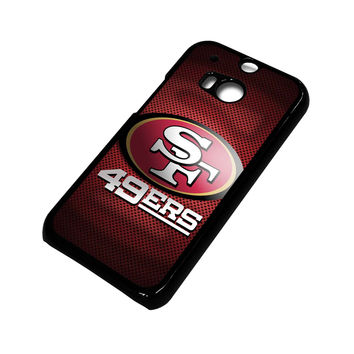 SAN FRANCISCO 49ERS 2 HTC One M8 Case Cover