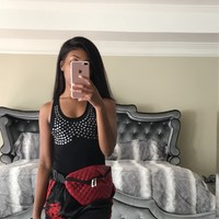 Red Sin Fanny Pack