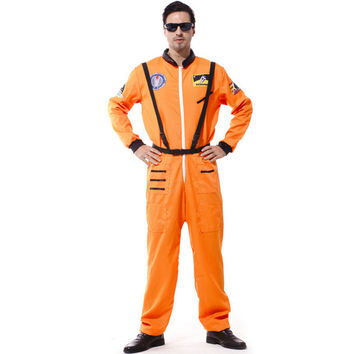 Halloween Cosplay Astronaut Stage Costumes