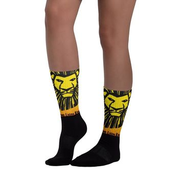 The Lion King Socks
