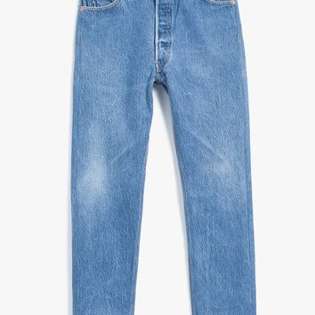 RE/DONE / High Rise Ankle Crop Jean