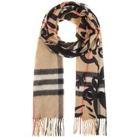 burberry london - cashmere scarf