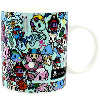 Buy Tokidoki Mermicorno Montage Ceramic Mug in Box at ARTBOX