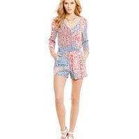 Sanctuary Clothing Sydney Romper | Dillards