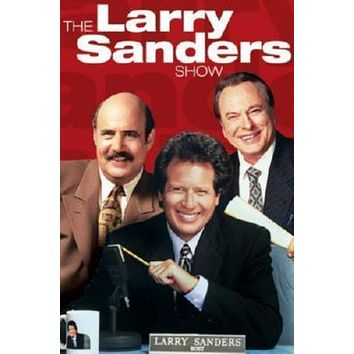 Larry Sanders Show The poster Metal Sign Wall Art 8in x 12in