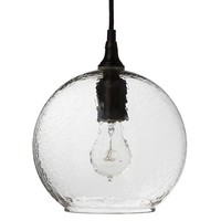 Artisan Glass Ball Pendant - Clear - Threshold™
