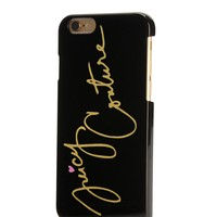 Black Juicy Love Iphone 6 by Juicy Couture, O/S