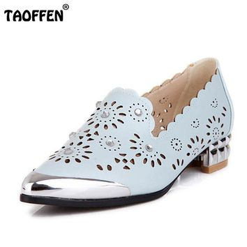 new pattern women flats cozy footwear  P22607