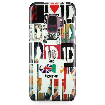 One Direction Harry Styles Tattoos Samsung Galaxy S9 Plus Case | Casefantasy