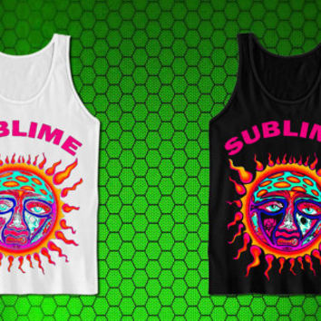 sublime band for tank top mens and tank top girls