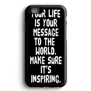Yolo Quotes Your Life iPhone 4s iphone 5s iphone 5c iphone 6 Plus Case | iPod Touch 4 iPod Touch 5 Case