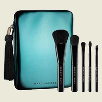 Your Place Or Mine? 5-Piece Brush Set - Marc Jacobs Beauty