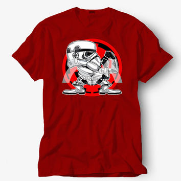 Imperial warrior STROM TROOPER shirt , Hot product on USA, Funny Shirt, Colour Black White Gray Blue Red