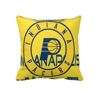 indiana pacers pillow