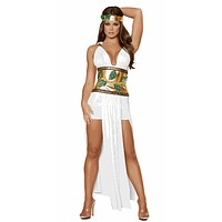 Sexy Clash Of The Titans Greek Goddess Halloween Costume