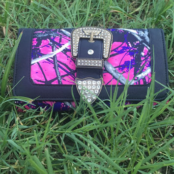 Muddy Girl Wallet