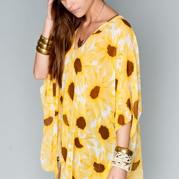 Peta Tunic ~ Sunflower Club