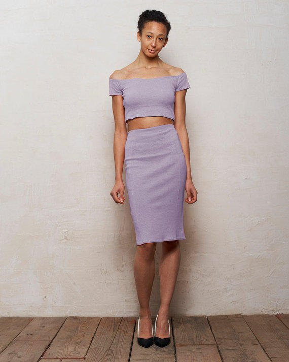 Mix n Match Coco Crop Top and Pencil from Stylecamp ...