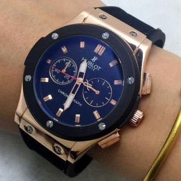 DCCKNQ2 Hublot Fashion Watch Ladies Men Watch Little Ltaly Stylish Watch