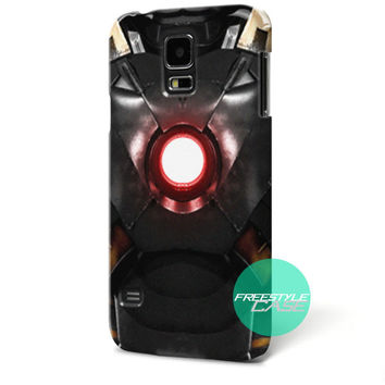 Iron Man Armor Avengers Age of Ultron Samsung Galaxy Case Cover Series