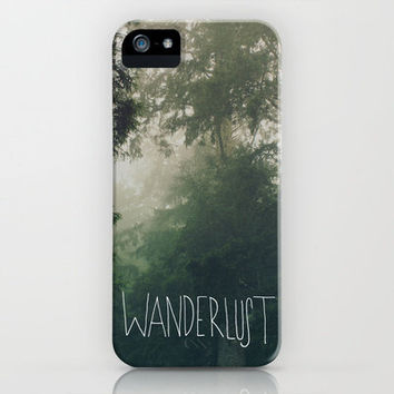 Wanderlust III iPhone Case by Leah Flores | Society6