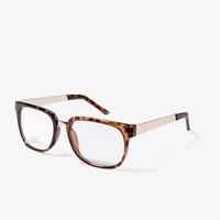 F0326 Square Eyeglasses